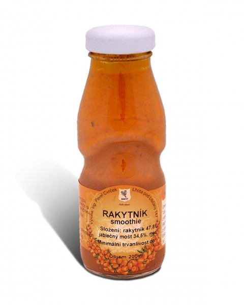 Rakytník smoothie 200ml